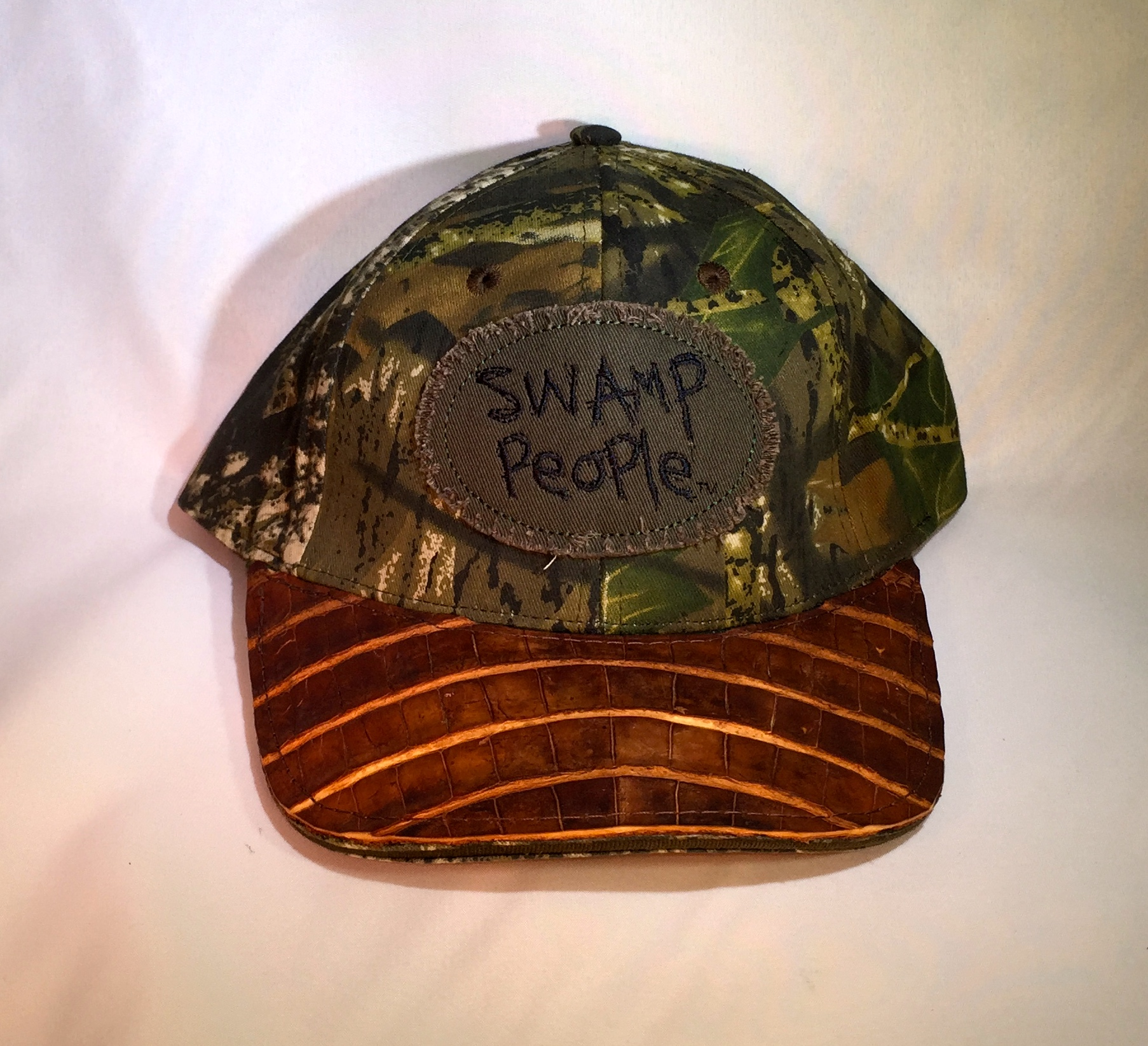 Swamp People Gator Hat