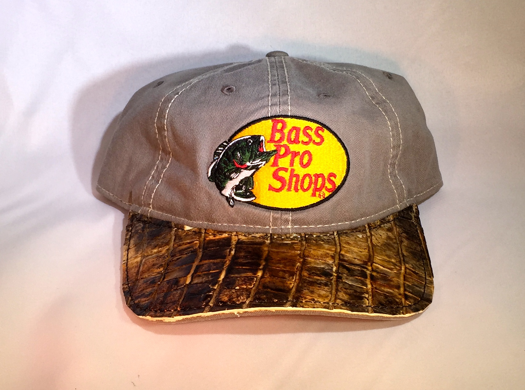 Bass Pro Gator Hat